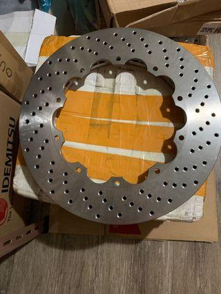 Brembo OEM replacement 380mm brake disc rotor set