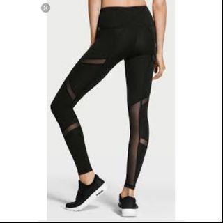 VS mesh knockout tight leggings