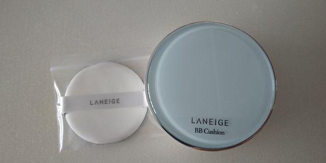 New Laneige Empty Case + Sponge (Free Postage)