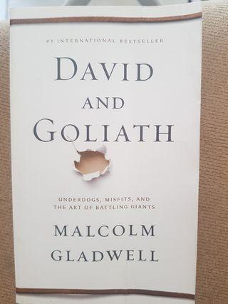 David and goliath-malcolm gladwell
