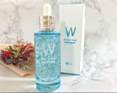 W.Lab妝前精華液(藍瓶)