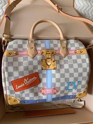 LV speedy summer 2018 bag