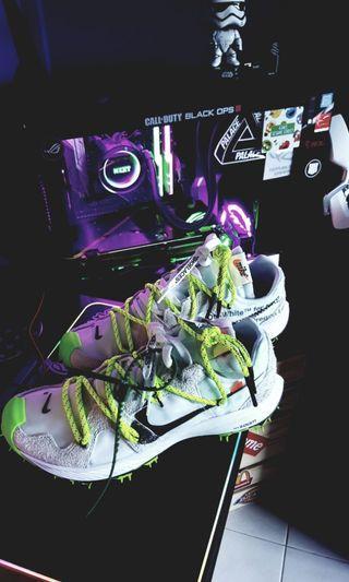 Off-White x Nike Zoom Terra Kiger 5 (White)