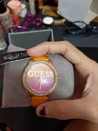 Guess Watch W0823L10 - Glitter Girl (Orange)