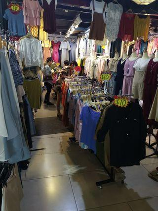 Clothing Shop for rent