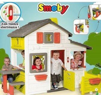 Playhouse smoby second tapi berkualitas