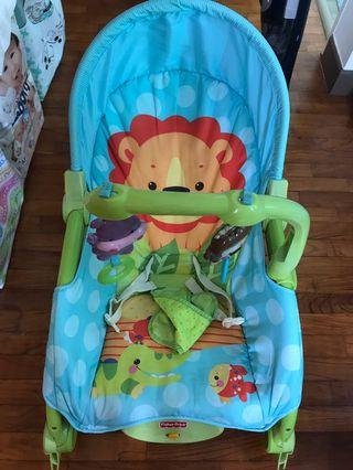 🚚 Fisher Price rocking chair