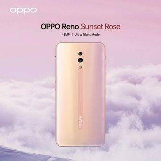 Oppo reno pink limited edition