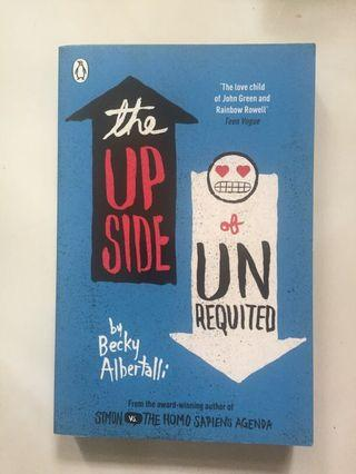 The Upside of Unrequited by Becky Albertali