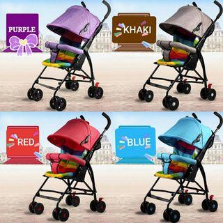 SALES✨SUPER LIGHT WEIGHT BABY STROLLER