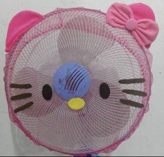 Cover kipas angin hello kitty