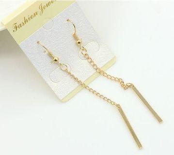 Anting Panjang Simple