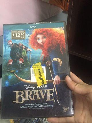 BN Disney's Brave DVD