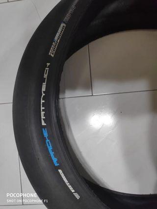 Vee tires Apache fatty slick 26x4.5