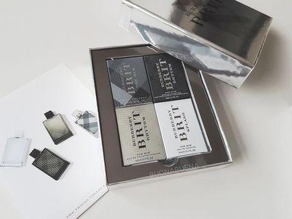 Burberry Brit For Him Set 4