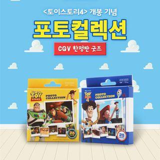 韓國Toy Story Photo Collection 劇照組 胡迪 巴斯 翠絲 三眼仔 火腿 勞蘇