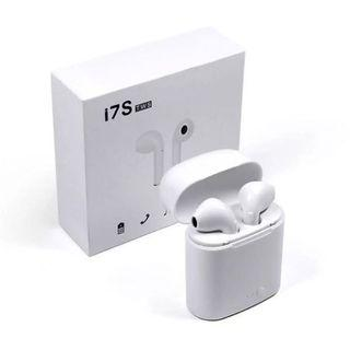 🔥HOT🔥i7S Bluetooth Wireless Earpods Set with Case