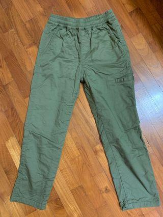 🚚 Travel pants with inner fleece lining