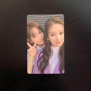 [WTS] IZ*ONE Yujin & Minju Unit PC