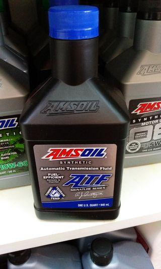 Amsoil Automatic Transmission Fluid (ATF) signature series