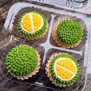 Cheese tart durian