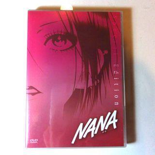 NANA動畫版1-2話DVD