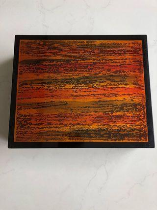 Cigar Maven (USA) Lacquer Hand-Made Humidor