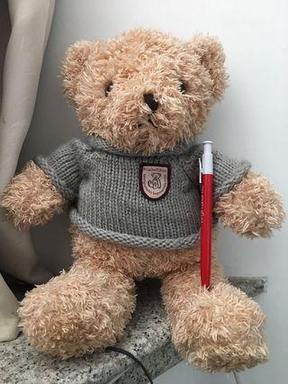泰迪熊毛公仔🧸