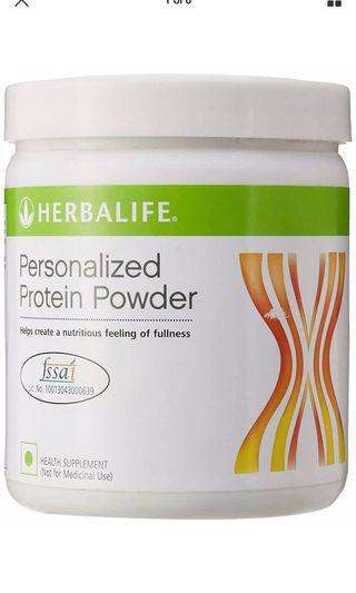 Herbal life personalized protein powder