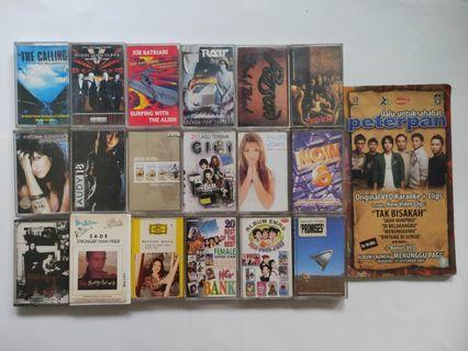 Borongan 18 kaset pita