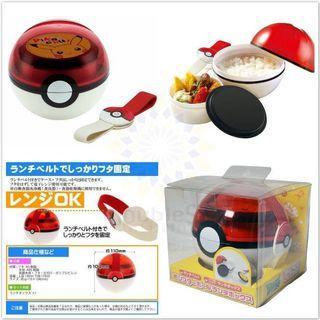 【現貨】🇯🇵日本直送🇯🇵 🔝Skater Pokemon造型球便當盒🔝#19FEB01