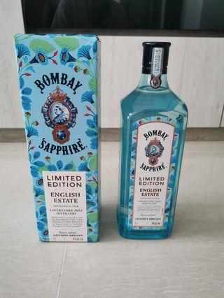 🚚 Bombay Sapphire Gin