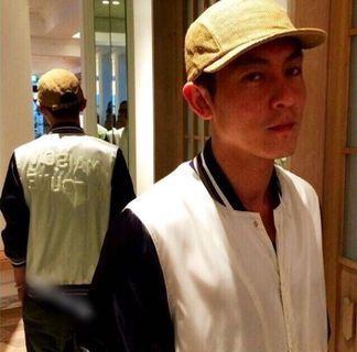 🚚 實拍 現貨 全新正品 LAROSE CAP 棉麻 編織帽 五分割帽 六分割帽 棒球帽 陳冠著用 平沿棒球帽
