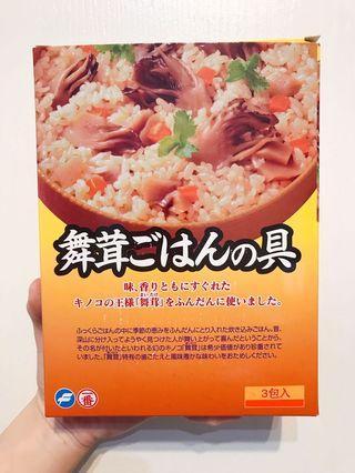 (裏頭剩2包,有效期限2019/08/17)一番舞菇料理包