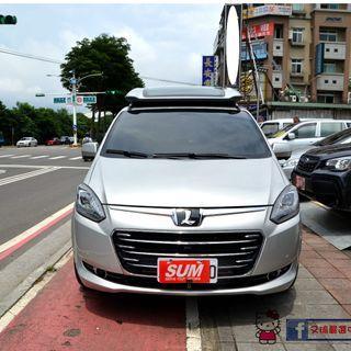 納智捷Luxgen V7 Turbo ECO Hyper 福祉車 一手車 里程少