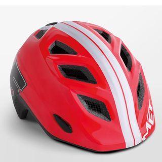 MET Genio Kids Helmet for Cycling, Skating, Escooter, 52-57cm
