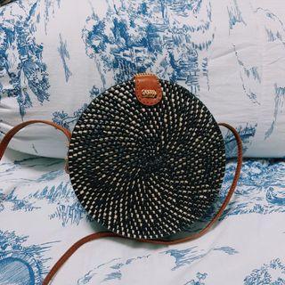 🚚 Authentic batik rattan bag