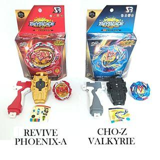 (Ready Stock) Beyblade with String Launcher