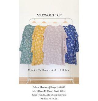 Marigold Top by IymelSaysHijab ISH