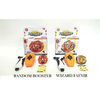 (Ready Stock) Beyblade with String Launcher & Handle