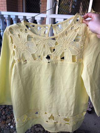 Brand new Zalora blouse