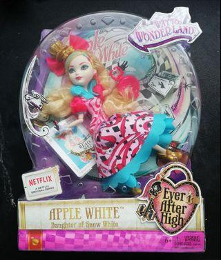 Ever After High | Apple White