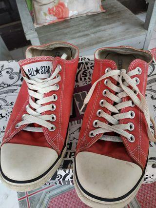 Converse All Stars Red