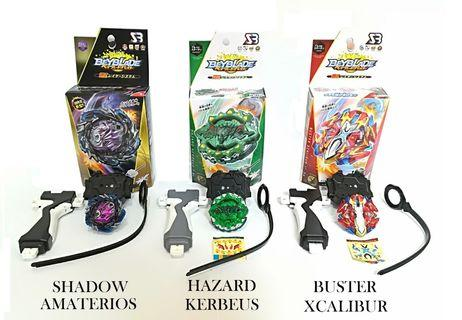 Beyblade Set with Launcher