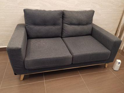 Sofa 2 Seater (very very new)