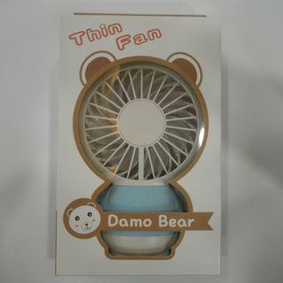 Damo Bear閃燈小風扇Thin Fan