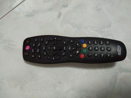 ASTRO Remote Control for HD set top box