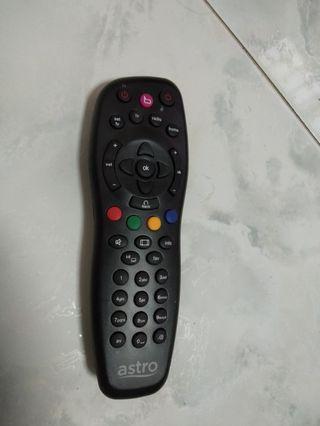 ASTRO Remote Control for standard set top box