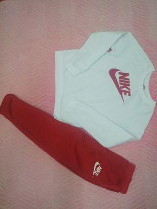 Sweater+pant Nike(Set)
