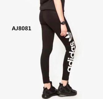 Adidas Leggings 打底 運動 瑜珈褲